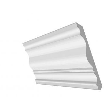 5/8 X 6 1/4 CROWN molding PRIMED #614, 16' only