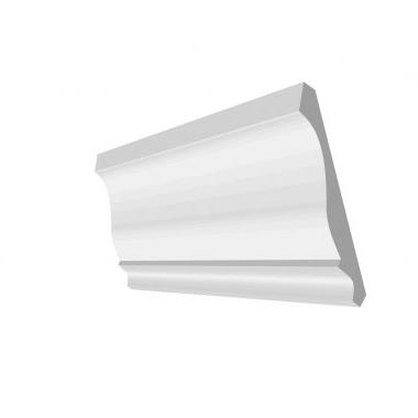 9/16 X 5 1/4 CROWN molding PRIMED #45,仅16'
